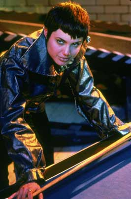 Hackers - 8 x 10 Color Photo #10