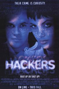 Hackers - 11 x 17 Movie Poster - Style A - Museum Wrapped Canvas