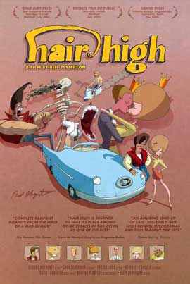 Hair High - 27 x 40 Movie Poster - Style A