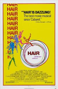 Hair - 27 x 40 Movie Poster - Style C