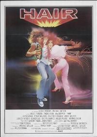 Hair - 11 x 17 Movie Poster - Italian Style A