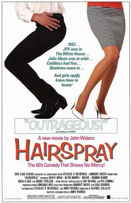 Hairspray - 11 x 17 Movie Poster - Style A