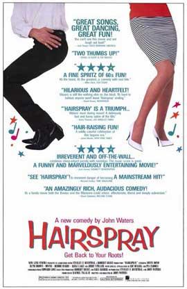 Hairspray - 11 x 17 Movie Poster - Style B