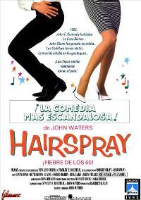 Hairspray - 11 x 17 Movie Poster - Spanish Style A