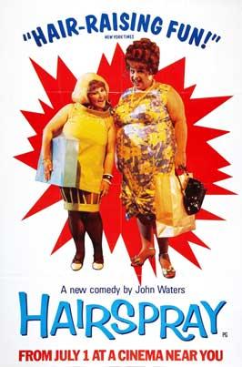 Hairspray - 11 x 17 Movie Poster - Style C