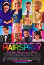 Hairspray - 27 x 40 Movie Poster - Style B