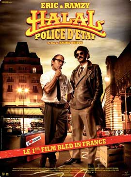 Halal police d'�tat - 27 x 40 Movie Poster - French Style A