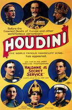 Haldane of the Secret Service - 11 x 17 Movie Poster - Style A
