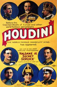 Haldane of the Secret Service - 27 x 40 Movie Poster - Style A