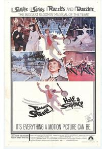 Half a Sixpence - 27 x 40 Movie Poster - Style B