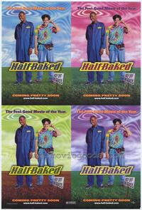 Half-Baked - 43 x 62 Movie Poster - Bus Shelter Style A