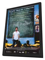 Half Nelson - 27 x 40 Movie Poster - Style A - in Deluxe Wood Frame
