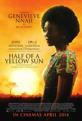 Half of a Yellow Sun - 11 x 17 Movie Poster - Style B