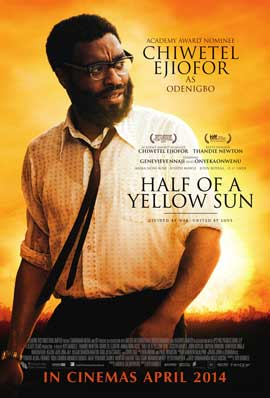 Half of a Yellow Sun - 11 x 17 Movie Poster - Style C