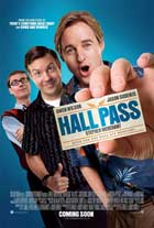 Hall Pass - 43 x 62 Movie Poster - UK Style A