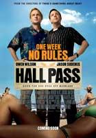 Hall Pass - 11 x 17 Movie Poster - UK Style B