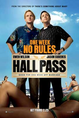 Hall Pass - 11 x 17 Movie Poster - Style A