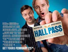 Hall Pass - 11 x 17 Movie Poster - Style B