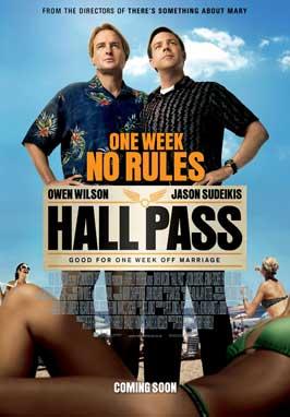Hall Pass - 27 x 40 Movie Poster - UK Style B