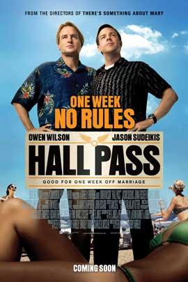 Hall Pass - 43 x 62 Movie Poster - UK Style B