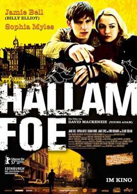 Hallam Foe - 11 x 17 Movie Poster - German Style A