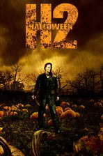 Halloween 2 - 11 x 17 Movie Poster - Style E