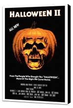 Halloween 2: The Nightmare Isn't Over! - 27 x 40 Movie Poster - Style A - Museum Wrapped Canvas