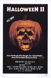 Halloween 2: The Nightmare Isn't Over! - 43 x 62 Movie Poster - Bus Shelter Style A