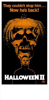 Halloween 2: The Nightmare Isn't Over! - 13 x 30 Movie Poster - Australian Style A