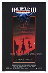 Halloween 3: Season of the Witch - 43 x 62 Movie Poster - Bus Shelter Style A