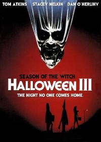 Halloween 3: Season of the Witch - 11 x 17 Movie Poster - Style B
