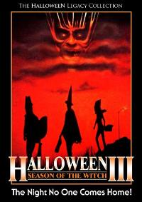 Halloween 3: Season of the Witch - 27 x 40 Movie Poster - Style C