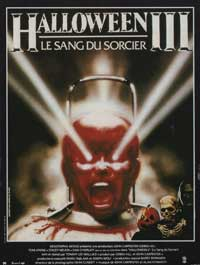 Halloween 3: Season of the Witch - 11 x 17 Movie Poster - French Style A