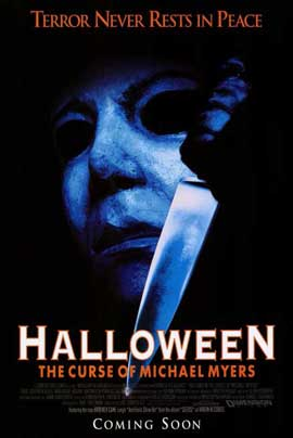 Halloween 6: The Curse of Michael Myers - 11 x 17 Movie Poster - Style A