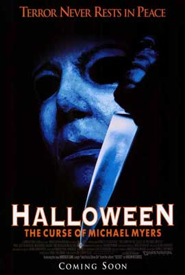 Halloween 6: The Curse of Michael Myers - 27 x 40 Movie Poster - Style A