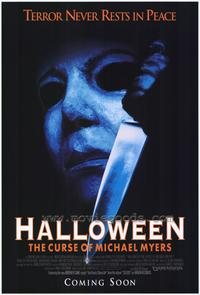 Halloween 6: The Curse of Michael Myers - 43 x 62 Movie Poster - Bus Shelter Style A