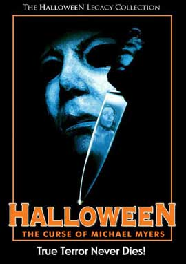 Halloween 6: The Curse of Michael Myers - 11 x 17 Movie Poster - Style B