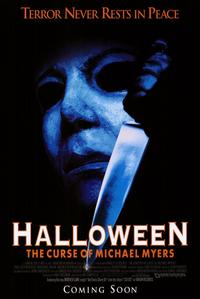Halloween 6: The Curse of Michael Myers - 11 x 17 Movie Poster - Style A - Museum Wrapped Canvas