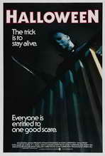 Halloween - 27 x 40 Movie Poster - Style B