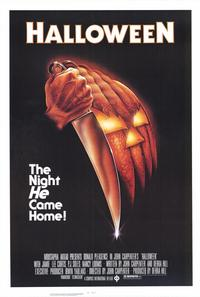 Halloween - 43 x 62 Movie Poster - Bus Shelter Style A
