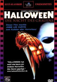 Halloween - 27 x 40 Movie Poster - German Style A
