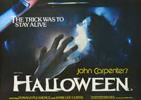 Halloween - 30 x 40 Movie Poster UK - Style A