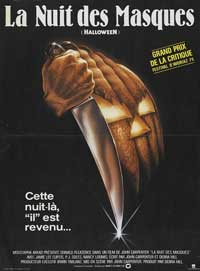 Halloween - 11 x 17 Movie Poster - French Style A