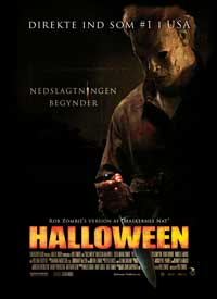 Halloween - 11 x 17 Movie Poster - Swedish Style A