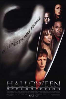 Halloween: Resurrection - 11 x 17 Movie Poster - Style A