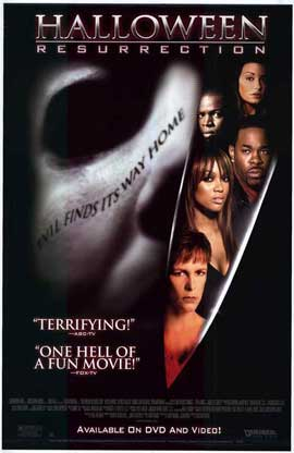 Halloween: Resurrection - 11 x 17 Movie Poster - Style C