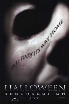 Halloween: Resurrection - 11 x 17 Movie Poster - Style D