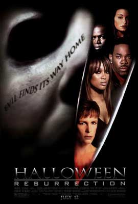 Halloween: Resurrection - 27 x 40 Movie Poster - Style A