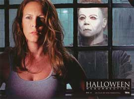 Halloween: Resurrection - 11 x 14 Poster French Style B
