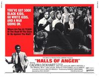Halls of Anger - 11 x 14 Movie Poster - Style A